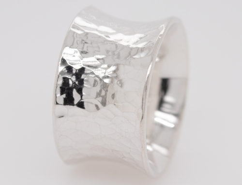 999 Pure Silver Ring – #43 – RS70B