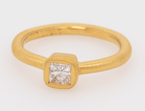 24K Gold Ring – #47 – RG23PD