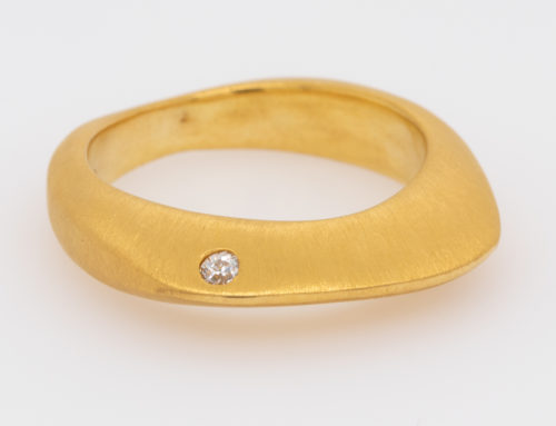 24K Gold Ring – #49 – RG30ED