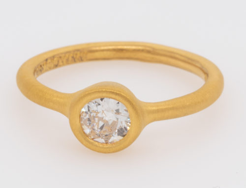 24K Gold Ring – #53 – RG13ED